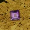 Аметист квадрат 8х8 мм, 2,15 карат ($13,00)