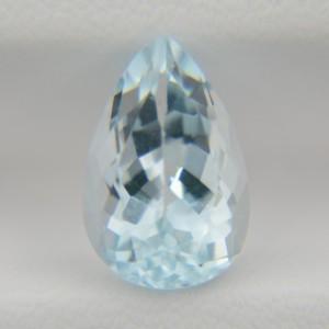Аквамарин груша 12х8 мм, 2,94 карата ($206,00)