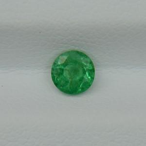 Изумруд круг 4.5 мм, 0.31 карата ($54,00)