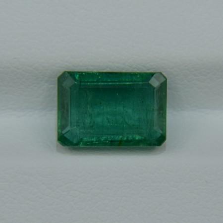 ПРОДАНО! Изумруд октагон 10.34х7.12 мм, 3.11 карата