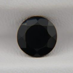 Оникс круг 8 мм, 1,56 карата ($3,00)