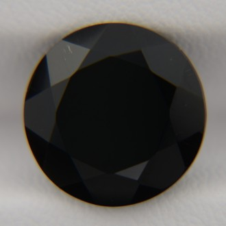 Оникс круг 13 мм, 6,46 карата ($12,00)