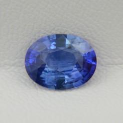 Натуральный цейлонский сапфир - овал 9.00х7.10 мм, 2.03 карата ($1015.00)